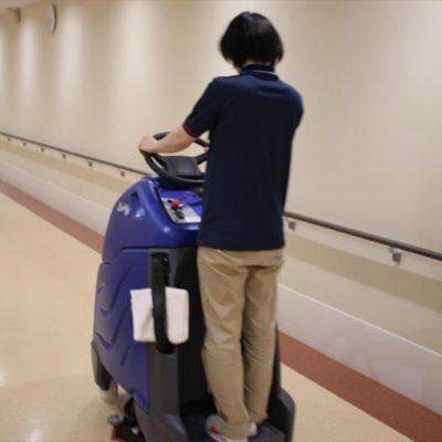 黒部市民病院 受付業務フォーロ兼軽微な環境整備