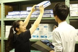 富山赤十字病院 物品管理業務