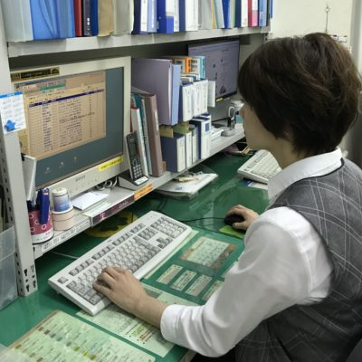 富山赤十字病院 夜間事務受付業務